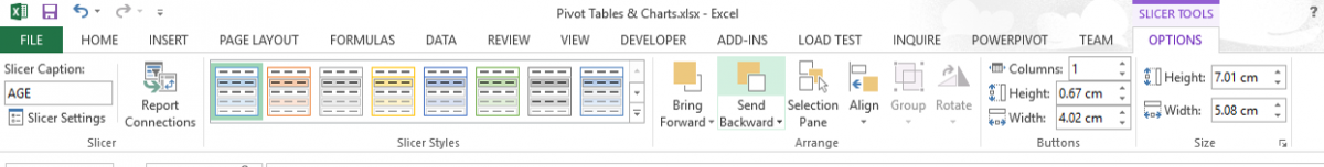 Excel is more than a calculator! - Part 2 (Pivot Tables
