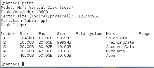 Linux - Disk Partitioning & Logical Volume Manager (LVM) | PTR