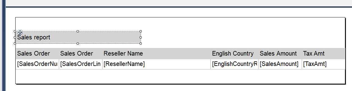 How to Eliminate Excel Column Merging in Exported SSRS Reports | PTR